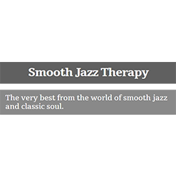 Smooth Jazz Therapy logo